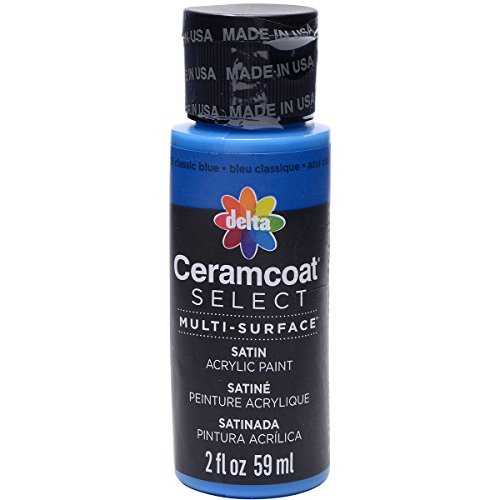 ramcoat Select Multi-Surface Paint, 2 oz, Classic Blue ()