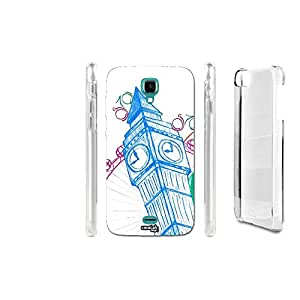 FUNDA CARCASA DISEGNO BIG BEN PARA WIKO BLOOM