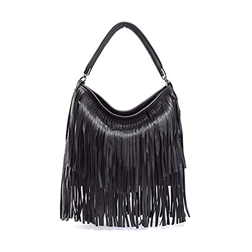 Black Bag Donna Mjfo Borsa A Per Tracolla Donna Tote Borsette Totalizzatore Borse Marrone Di pOvpq