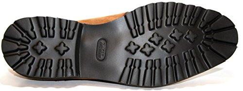 Nubuk Kastanie Schuhe Herrenschuhe Schnürschuhe Pescara Manz Business Leder HcSYR6SZq