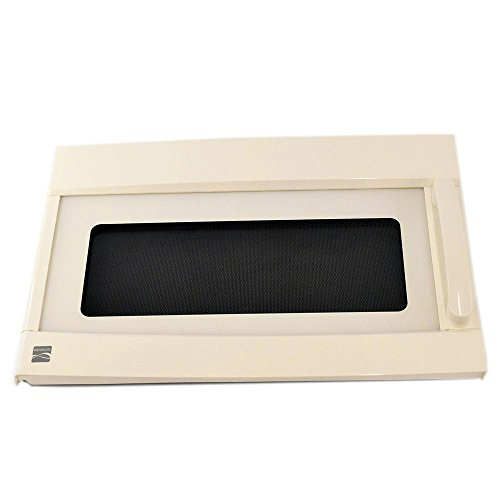 Kenmore DE94-01646H Microwave Door Assembly Genuine Original Equipment Manufacturer (OEM) Part for Kenmore by Kenmore