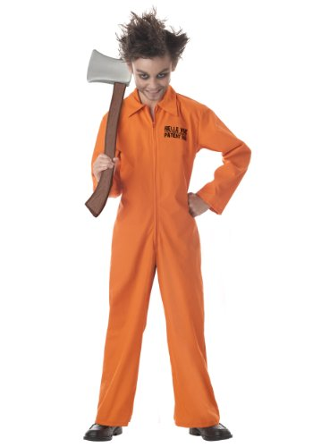 Psychopath Child Costume - Medium
