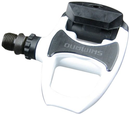 Shimano PD-R540 SPD-SL Clipless Pedals; White