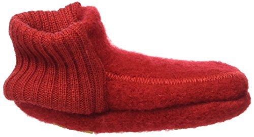 NangaHänsel&Gretel - pantuflas Bebé-Niños Rojo - Rot (rot / 20)