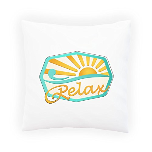 Beauty Relax Health Spa Decorative Pillow , Cushion cover with Insert or Without o688p by INNOGLEN (Image #2)