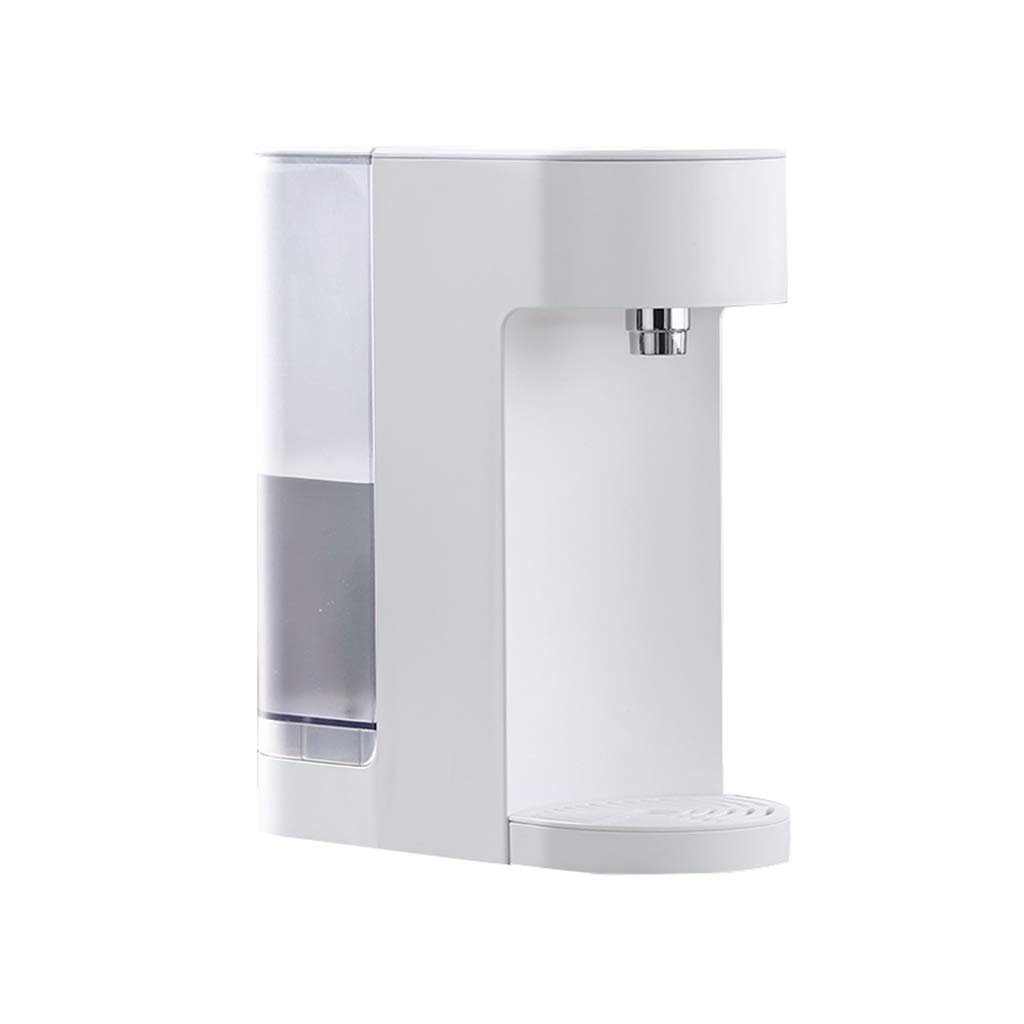 Yc Instant Hot Water Dispenser with Digital Touch Display, Fast Heating, Safety Lock, Boil Dry Protection, 2500W by Yc