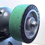 FARRIER PRODUCTS FootPro 6'' Expander Wheel & Guard (5/8'' Arbor)