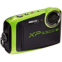 Fujifilm 600019756 FinePix XP120 Shock & Waterproof Wi-Fi...