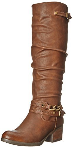 Carlos Santana Cassie Womens Synthetic Fashion - Knee-High