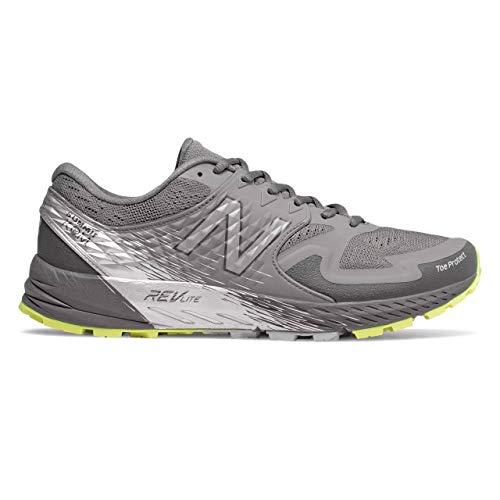 New Balance Men's SKOM-Summit King of Mountain V1 Trail Running Shoe Grey 10 2E US
