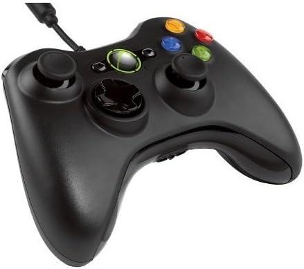 Microsoft - Mando Con Cable (Xbox 360): Amazon.es: Videojuegos