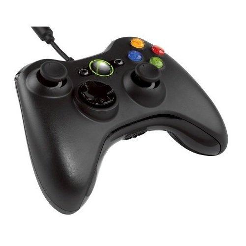 566 opinioni per Controller Xbox 360 con Cavo, Nero