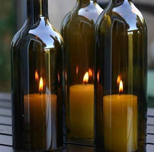 Amazon Com Cut Wine Bottle Bottomless Wine Bottle Wine Bottle