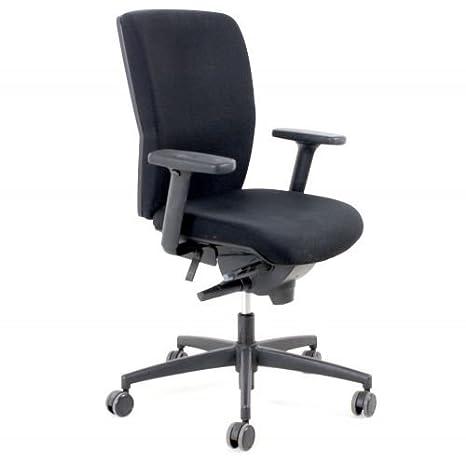 Sedia Da Ufficio Usata.Sedia Da Ufficio Trend Office Nero 5 Stella Base Usato Mobili