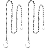 2 Pack 35 Inch Hanging Chain for Bird