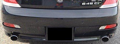 OEM GENUINE BMW 6-series E63 E64 2004-2010 REAR bumper hook cover cap tow trim