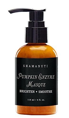 Shamanuti - Organic Pumpkin Enzyme Masque (4 fl oz / 118 ml)