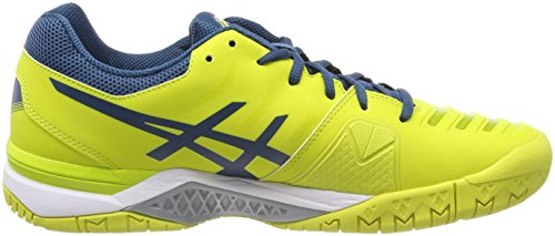 Asics Challenger Mens Shoes - Yellow-10