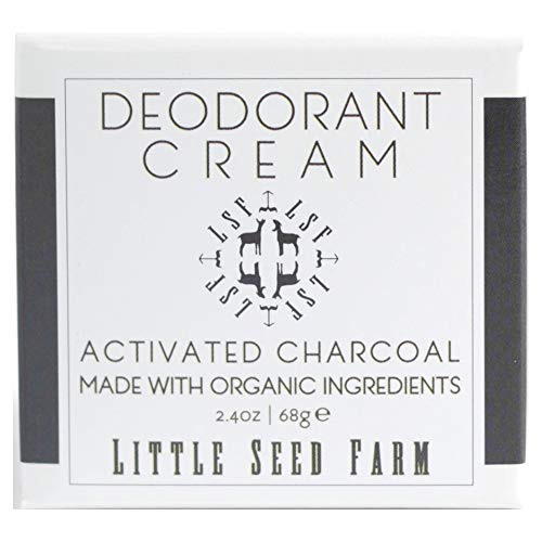 Little Seed Farm All Natural Deodorant Cream,
