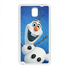 Frozen Olaf Cell Phone Case for Samsung Galaxy Note3