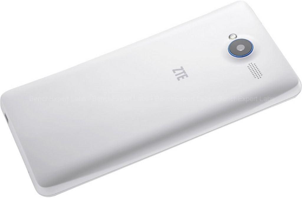 ZTE Blade L3 8GB Color Blanco - Smartphone (SIM Doble, Android, Edge, GPRS, gsm, HSDPA, HSPA, UMTS, Micro-USB, v5.0 Lollipop) (Importado): Amazon.es: Electrónica