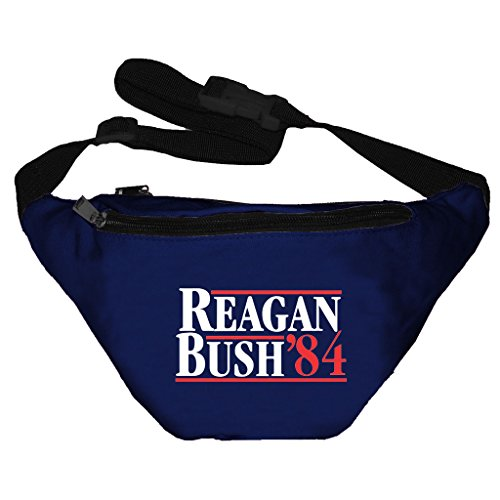 Reagan Bush 84 Campaign Belt Bag for Adults