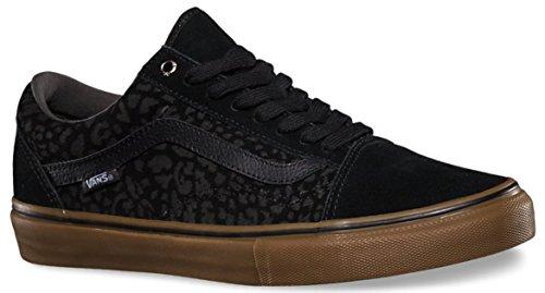 Vans Old Skool Pro Leopard BlackGum 8 M US Men Buy Online