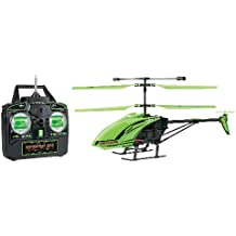 World Tech Toys 3.5 CH Gyro Glow in The Dark Hercules Unbreakable Remote Control Helicopter