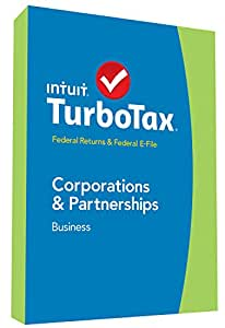TurboTax Business 2014 Fed + Fed Efile Tax Software + Refund Bonus Offer