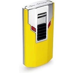 Tonino Lamborghini Estremo Yellow Torch Flame Lighter