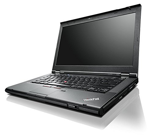 Lenovo Thinkpad T430 Premium Business Laptop, Intel Dual-Core i7-3520M Processor up to 3.60 GHz, 8GB DDR3, 128GB SSD, 14″ HD LED-backlit display, DVD, WiFi, Win 10 Pro (Certified Refurbished)