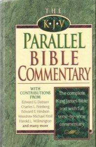 The KJV Parallel Bible Commentary