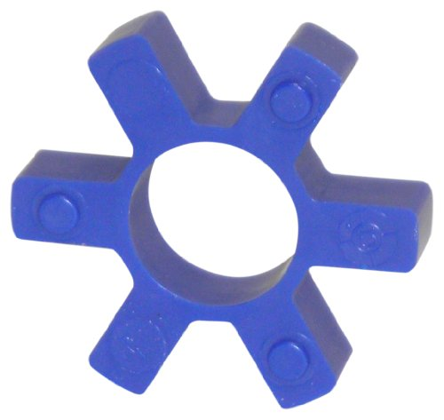 Open Center - Lovejoy 12006 Size L150 Open Center Type Jaw Coupling Elastomer, Urethane, 1-1/4