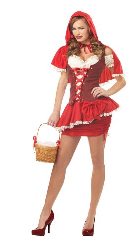Lo Bosworth Red Riding Hood Costumes - California Costumes Women's Red Riding Hood