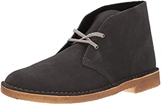 CLARKS - Mens Desert Boot Low Boot (6.5, Dark Grey) (B071FSJ8F2) | Amazon price tracker / tracking, Amazon price history charts, Amazon price watches, Amazon price drop alerts