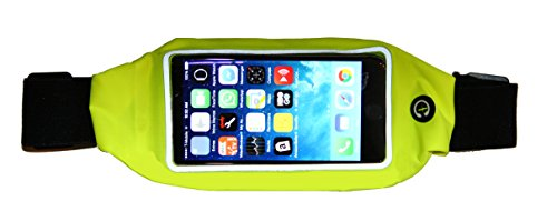 Running Belt iPhone Galaxy Yellow product image