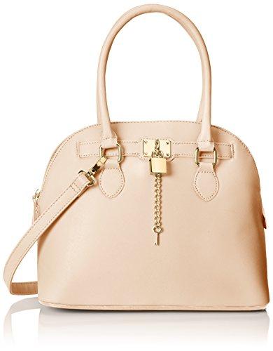 Aldo Frattapolesine Top Handle Bag Blush One Size