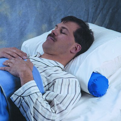 Inflatable Air Medic (Corflex Medic Air Cervical Sleep Pillow - Blue)