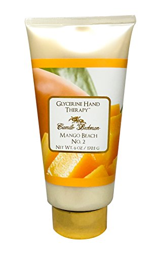 Vanilla Camille French Glycerine (Camille Beckman Glycerin Hand Therapy, Mango Beach No. 2, 6 Ounce)