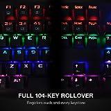 Mechanical Keyboard, E-YOOSO K600 LED Rainbow
