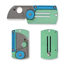 Spyderco C188altip Dogtag Cpm-s30v Blade Steel Folding Knife.