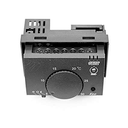 Termostato empotrable con batería Keo B Vemer VN17070010