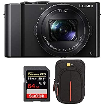 Amazon.com: Panasonic Lumix dmc-lx10 dmc-lx10 K + DMW-BLH7 ...