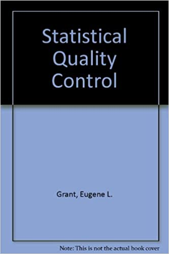 Statistical quality control eugene l leavenworth richard s statistical quality control eugene l leavenworth richard s grant 9780070663084 amazon books fandeluxe Image collections