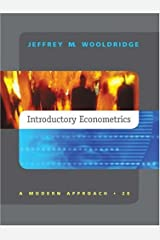 Introductory Econometrics: A Modern Approach Hardcover