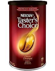NESCAFÉ Taster's Choice Classic, Instant Coffee, 250g Tin