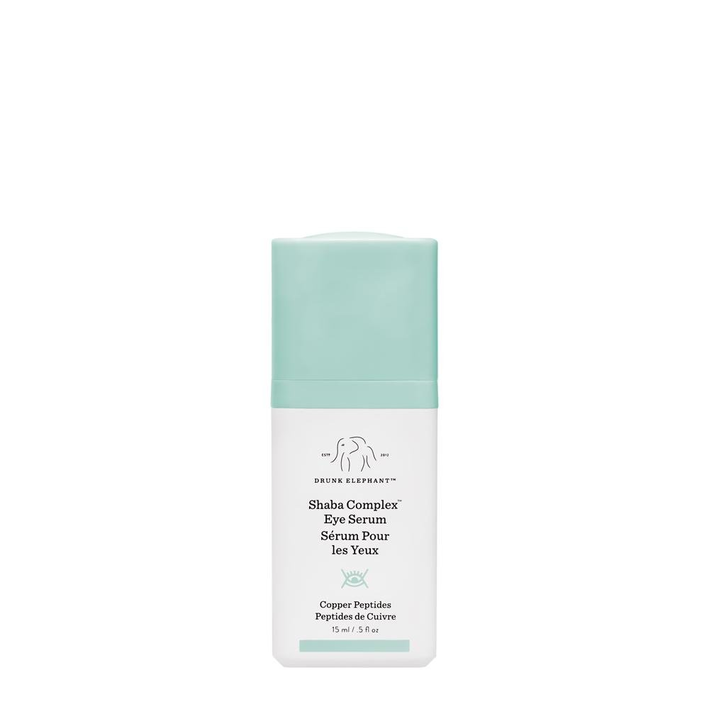 Drunk Elephant Shaba Complex Eye Serum - Anti Aging Wrinkle Serum for Dark Circles (15 ml / .5 fl oz) by Drunk Elephant (Image #1)