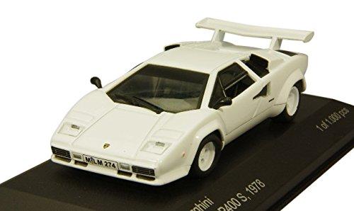 1/43 ランボルギーニ カウンタック LP400 S 1978(ホワイト) WB053