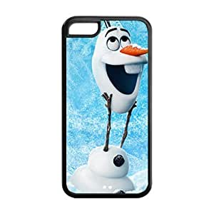 diy zhengFrozen Solid Rubber Customized Cover Case for Ipod Touch 4 4th 5c-linda578