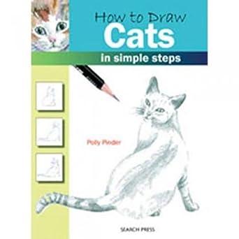 Sg Educación 9781844483693 libro, cómo dibujar gatos: Amazon.es ...